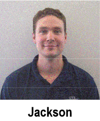Robert Jackson GTS Communications field technician